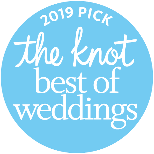 The Knot 2019 Best of Weddings Award Winner